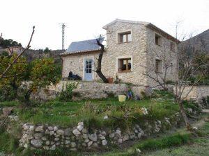 Casa José después de la restauración