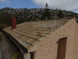 tejado reformado